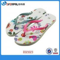 Buy cheap Cute Promotional Flip Flops E021023 product