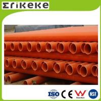 Buy cheap PVC pipe and fittings Low price colored electrical pvc pipe sizes product