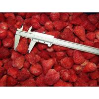 Buy cheap Frozen strawberries from wholesalers