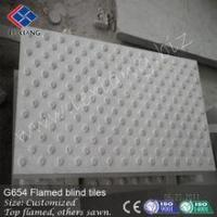 Buy cheap Paving Stone Beautiful dark grey flamed blind tiles product