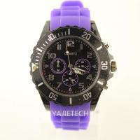 Buy cheap WRIST WATCH YJ219 silicone strap fashion design watch product
