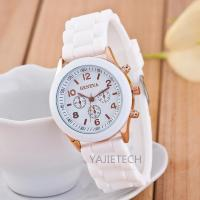 Buy cheap WRIST WATCH YJ452 top selling promotion silicone alloy watch product