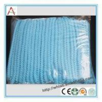 disposable nonwoven cap