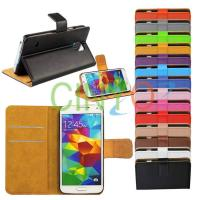 Buy cheap For samsung galaxy s5 plain wallet case product