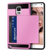 Buy cheap Vofolen(TM) Samsung Galaxy Note 4 Card Slot Case(Pink) product