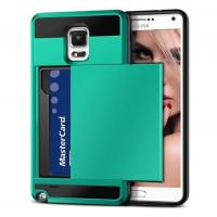 Buy cheap Vofolen(TM) Samsung Galaxy Note 4 Card Slot Case(Green) product