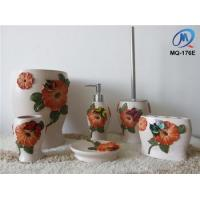 Polyresin Bathroom Accessory Set for Home Deco