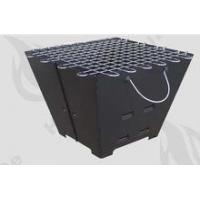 Popular portable coloured portable bbq grill / charcoal barbecue grill