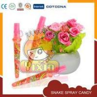 Buy cheap European standard costumize snake spray candy product