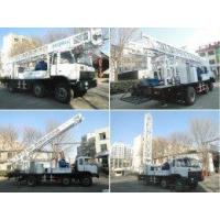 Buy cheap 200m deep portable water drill rig BZC200CA truck mounted drilling rig product