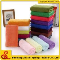 High quality strong suction parlor special microfiber towel