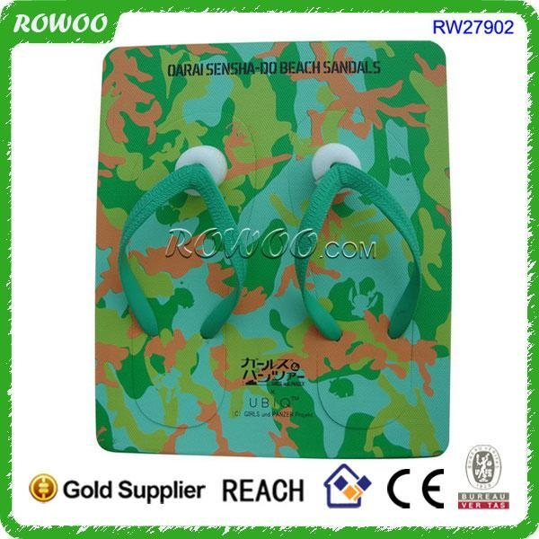 Quality chinese slippers rubber slippers board for sale