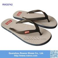 Buy cheap men sexy rubber flip flop manufacturing product