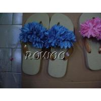 Buy cheap fuzzy slippers RW16079A from wholesalers
