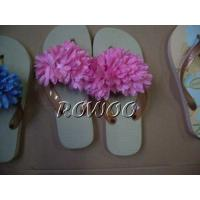 Buy cheap Flower Slippers RW16079B from wholesalers