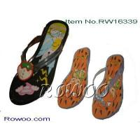 Buy cheap leather slippers RW16339 from wholesalers