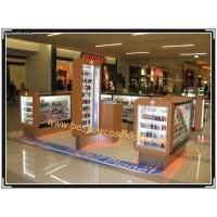 Buy cheap China mobile phone accessories kiosk for sale product