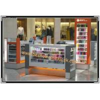 Buy cheap Cell phone accessories kiosk display showcase product