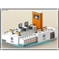 Buy cheap Cell phone mall kiosk for sale product