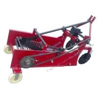 China Potato Planter&Digger Product name: Single-Row Sweet Potato Harvester with FOTON Tractors on sale