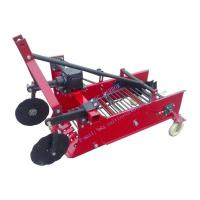 China Potato Planter&Digger Product name: Rear Mounted Mini Tractor Potato Harvester 1-Row on sale