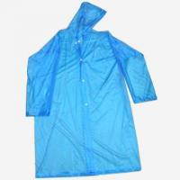 Buy cheap Blue adult PVC Raincoat product