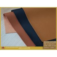 Buy cheap CPU(SOLVENT FREE) Micro Fiber Solvent Free PU Leather (CPU001) product