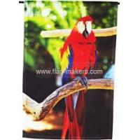 Buy cheap Custom Cardinal garden flag from wholesalers