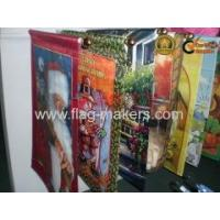 Buy cheap Custom Large Garden Flags from wholesalers