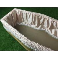 funeral supplier coffin lining factory