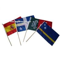 China Hand flag Supporters Hand Flags wholesale