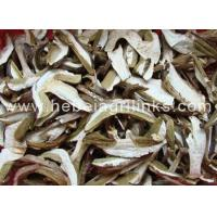 China Mushroom NAME: Dried Boletus Edulis Slices on sale