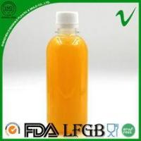 China clear wholesale good quality 250ml pet juice bottle for beverage packaging wholesale