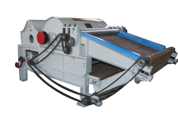Quality GK550 U tyre teeth roller waste textile opener for sale