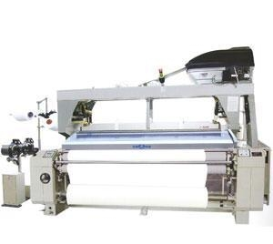 Quality Title:HB- 851 single pump double water jet dobby loom for sale