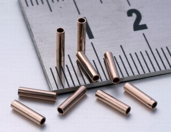 Capillary tubes precision oxygen free copper