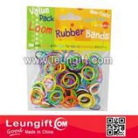 Buy cheap Five color mixed loom rubber bands product