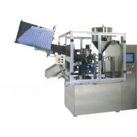 Buy cheap Cream/ointment SGF-50 Auto Tube Filler sealer product