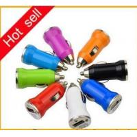 Buy cheap PA010 Hot selling car charger for mobile phone mini usb car charger 5v 1A product