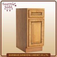 Buy cheap American natrual finish glaze maple cabinet product