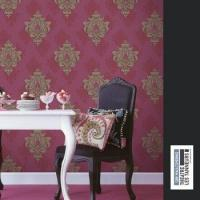 China wallcovering wallpaper/vinyl wallcovering on sale