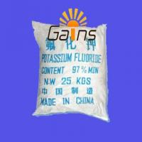 Buy cheap fluorides series potassium fluoride product