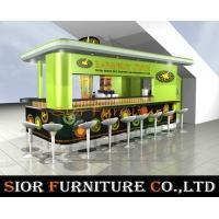 Buy cheap 2013 Hot sale Food Booth for juice coffee product