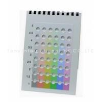 Buy cheap Chromatic Transfer Scale, Nine Step product