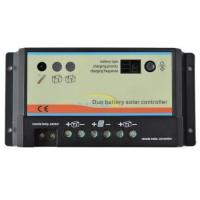 Buy cheap 10A dual battery Charge Controller+MT-1 from wholesalers