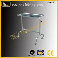 Buy cheap Stainless Steel Mayo Trolley product