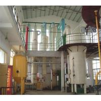 Buy cheap Oil extractor 100Ton soybean essential oil extraction equipment product