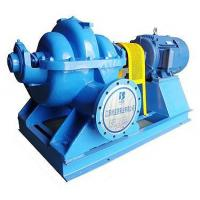 S、SH Single stage double suction centrifugal water pump