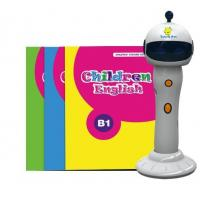 Buy cheap 5 languages children talking pen and book from wholesalers