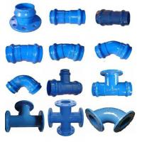 Ductile Iron Pipe Fitting for PVC PIPE